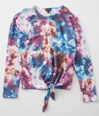 Girls - Daytrip Tie Dye Top