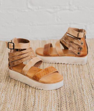 Bed Stu Artemia Leather Sandal