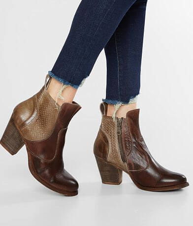 Roan Charleston Leather Ankle Boot