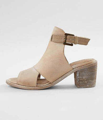 Roan Christine Leather Heeled Sandal