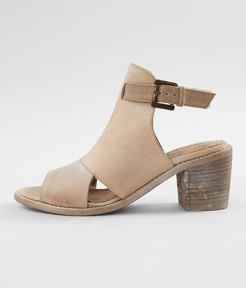 Roan by Bed Stu Christine Leather Heeled Sandal front view