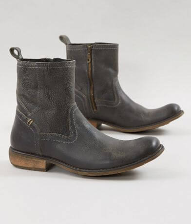 Roan Crown Leather Boot