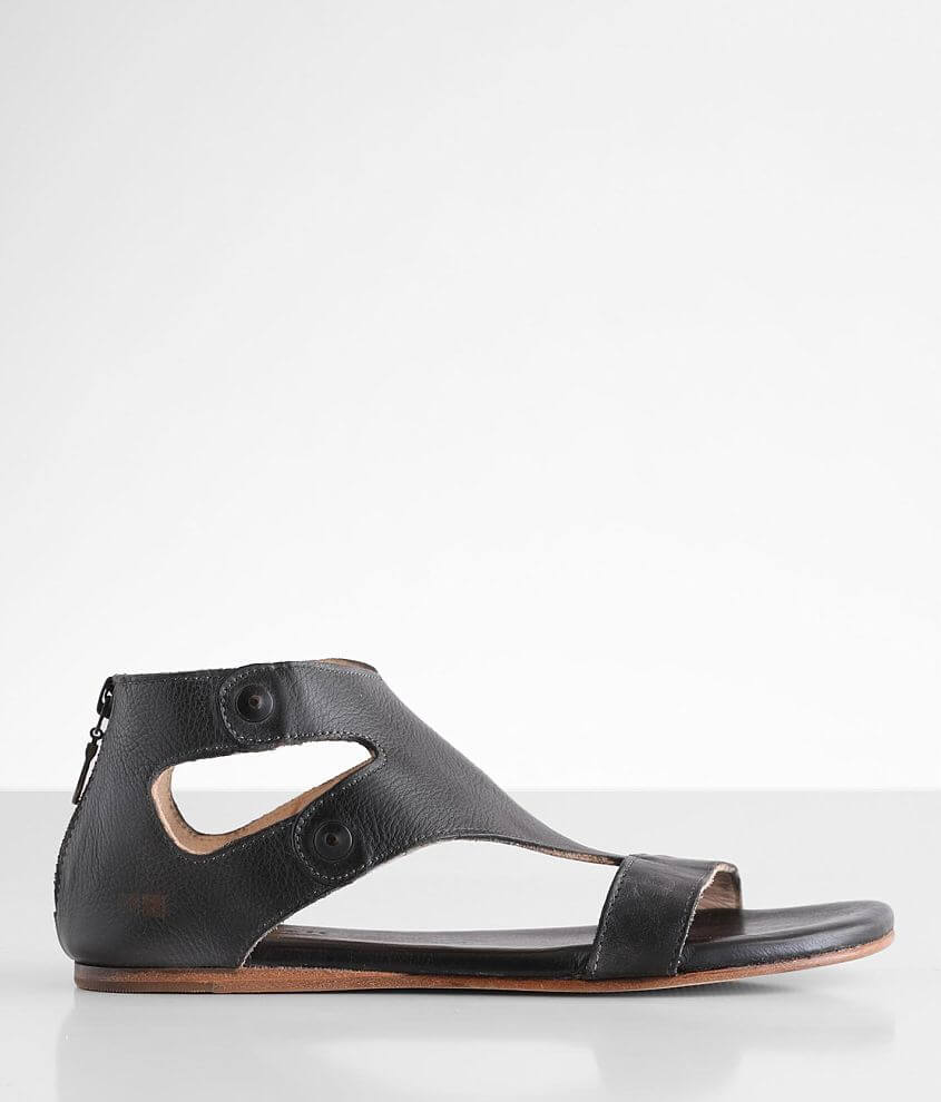 Bed Stu Soto Rustic Leather Sandal front view