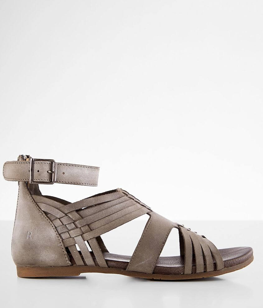 Roan by Bed Stu Scarletty Leather Sandal front view