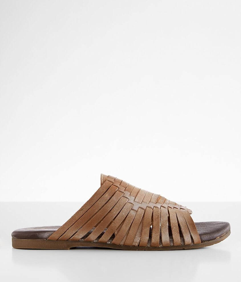 Roan by Bed Stu Marilee Leather Sandal front view