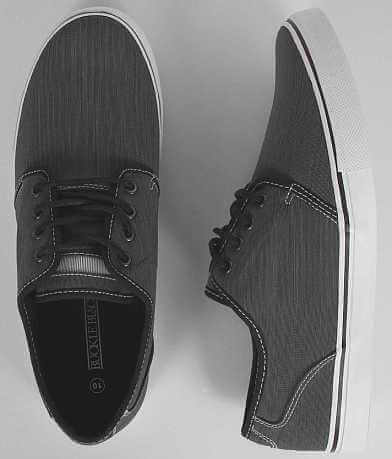 Buckle Black Gibson Shoe