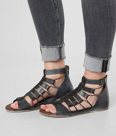 Roan Haze Leather Sandal