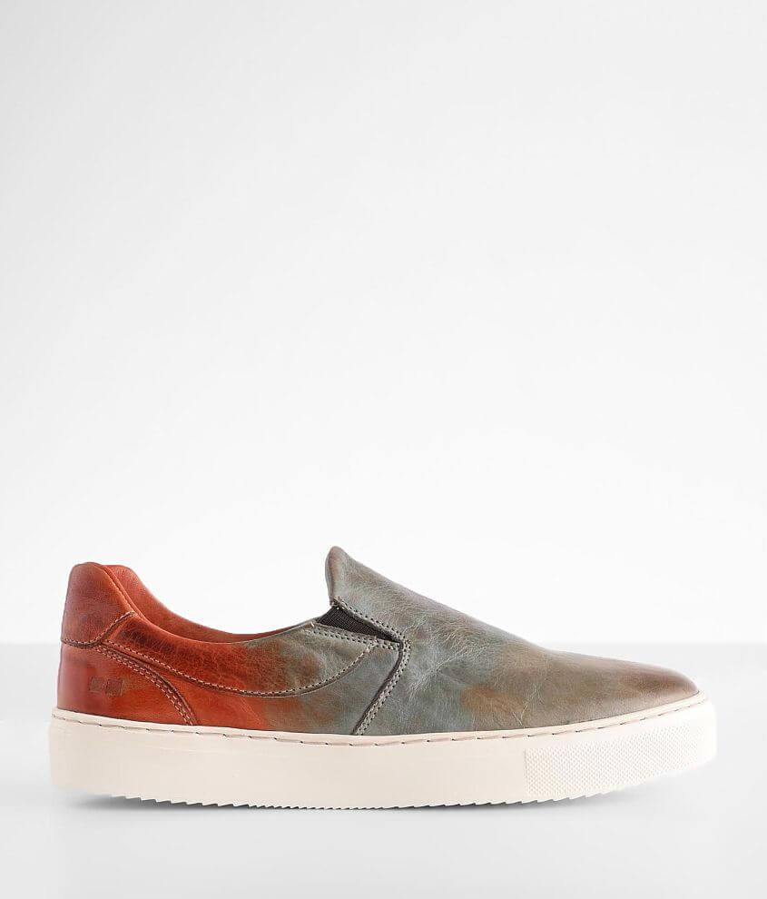 Bed Stu Hermione Tie Dye Leather Shoe front view