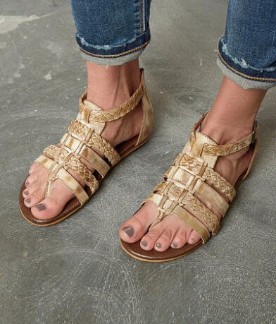 Roan Kaliope Leather Sandal