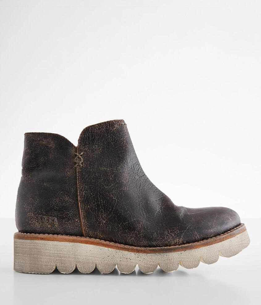 Bed Stu Lydyi Leather Ankle Boot front view