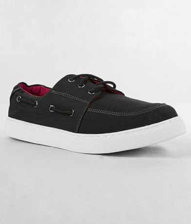 Buckle Black Match Box Shoe