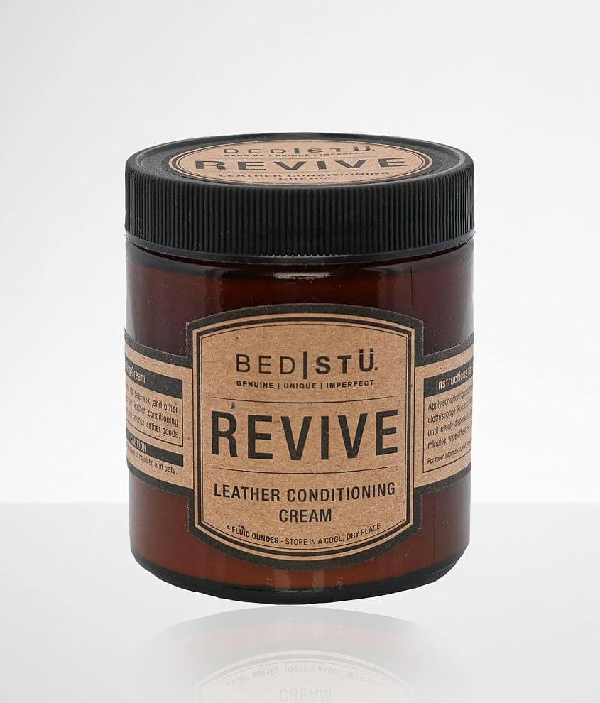 Bed Stu Revive Leather Conditioning Cream front view