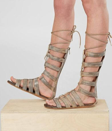 Roan Rhea Leather Gladiator Sandal