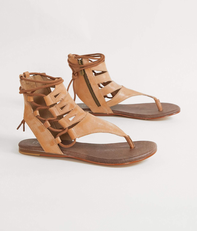 c737c00752e9 Roan Rosalinda Leather Sandal - Women s Shoes in Epica Cognac