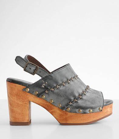 Roan by Bed Stu Roxy Leather Heeled Sandal