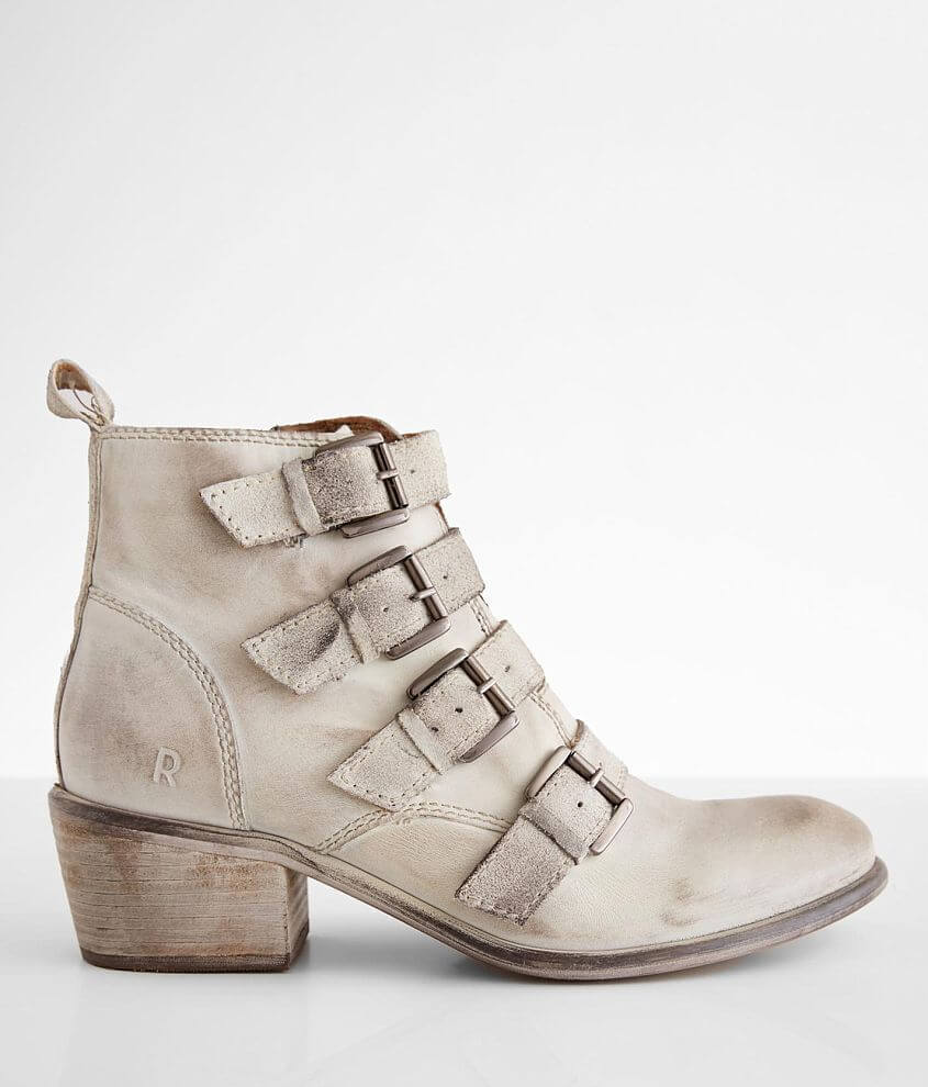 Roan by Bed Stu Zoey Leather Ankle Boot front view