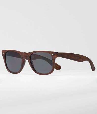 BKE Bali Wood Sunglasses