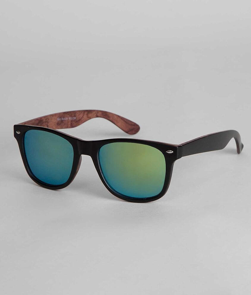 BKE Baliwood Sunglasses front view