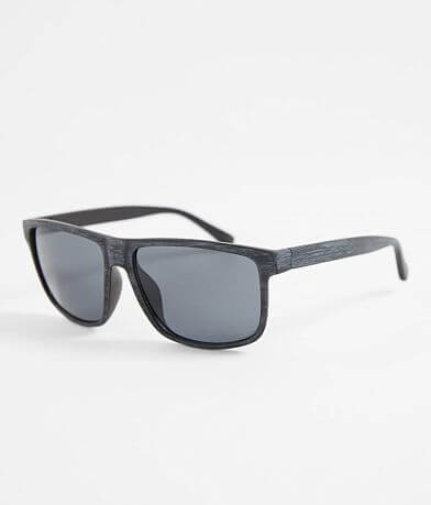 BKE Woodgrain Sport Sunglasses