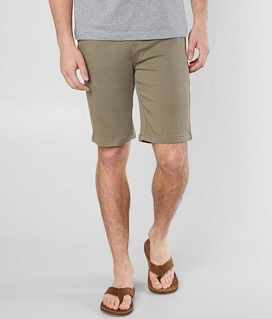Departwest Solid Knit Stretch Short