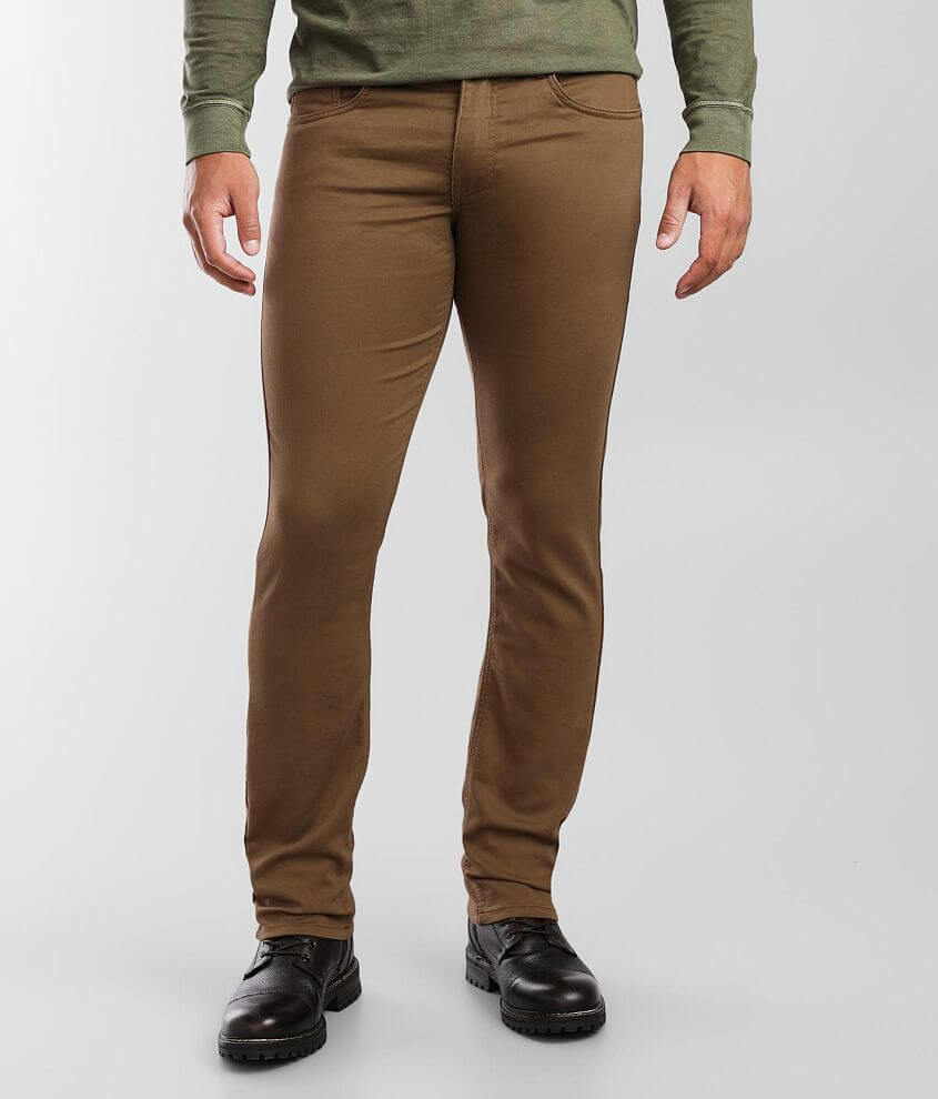 Departwest Trouper Straight Stretch Knit Pant front view
