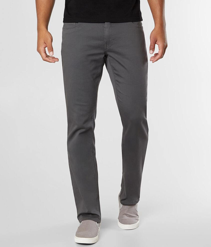 Departwest Seeker Straight Stretch Knit Pant front view
