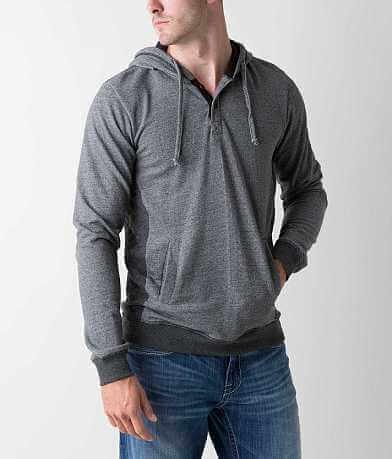 Ezekiel Nyper Hooded Henley Sweatshirt