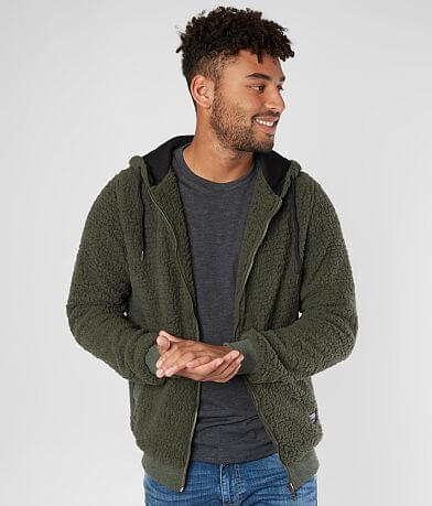 Ezekiel Sherpa Fleece Sweatshirt