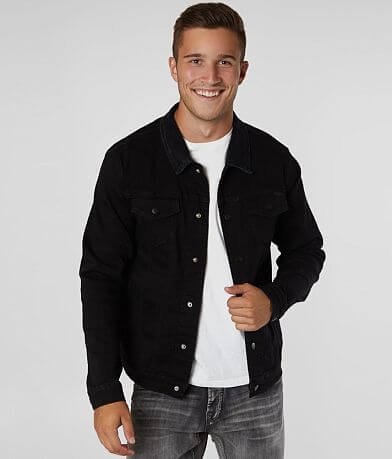 Ezekiel Zepplin Denim Stretch Jacket