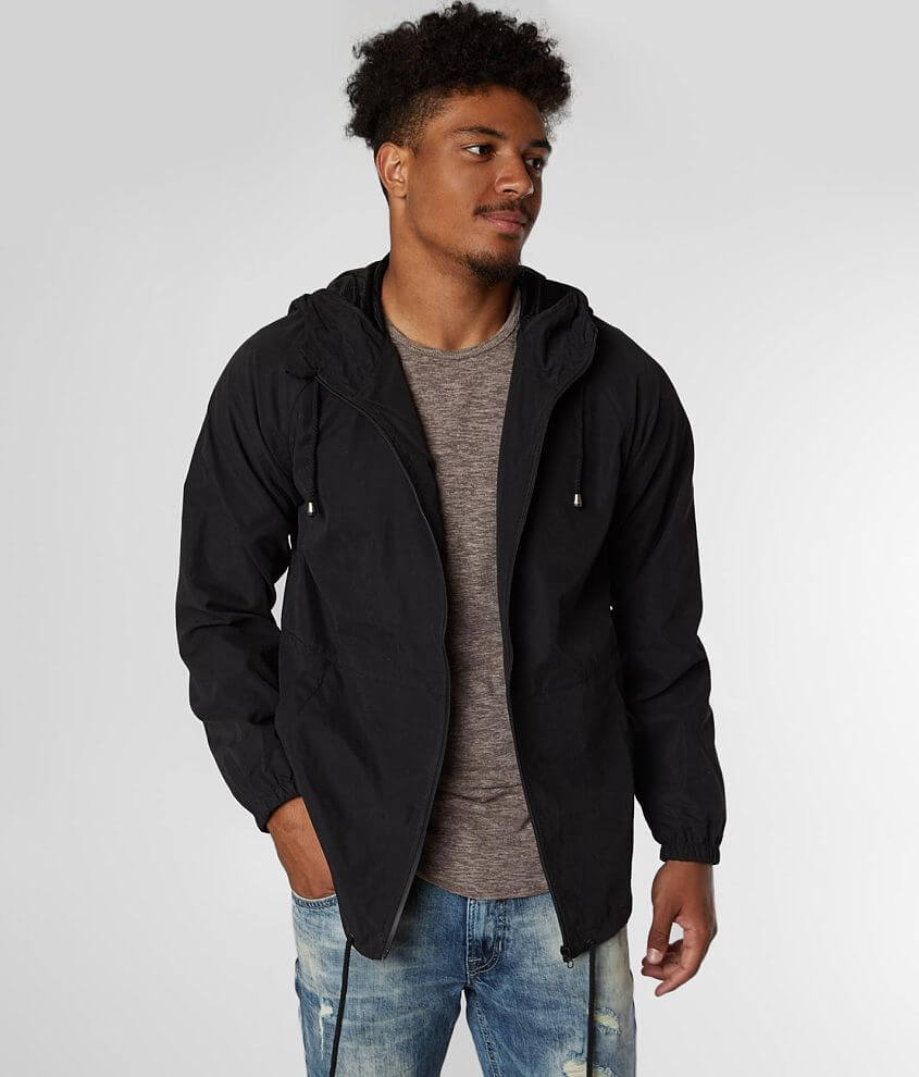 Ezekiel Wander Hooded Jacket front view