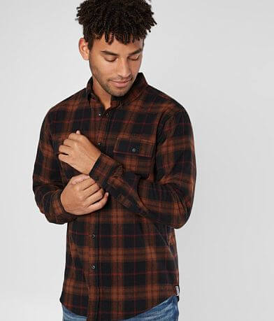 Ezekiel Smokey Flannel Shirt