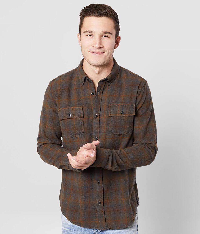 Ezekiel Mesa Flannel Shirt front view