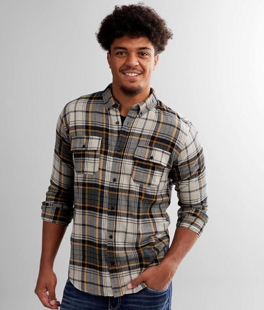 Ezekiel Eagle Eye Flannel Shirt front view