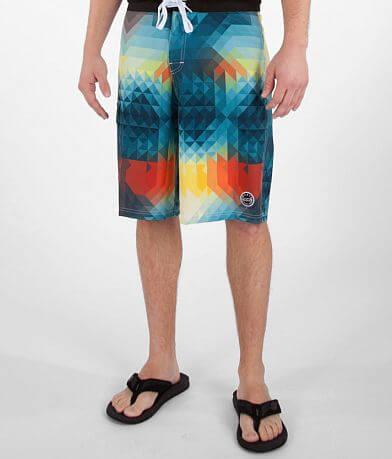 Ezekiel Kaleidoscope Stretch Boardshort
