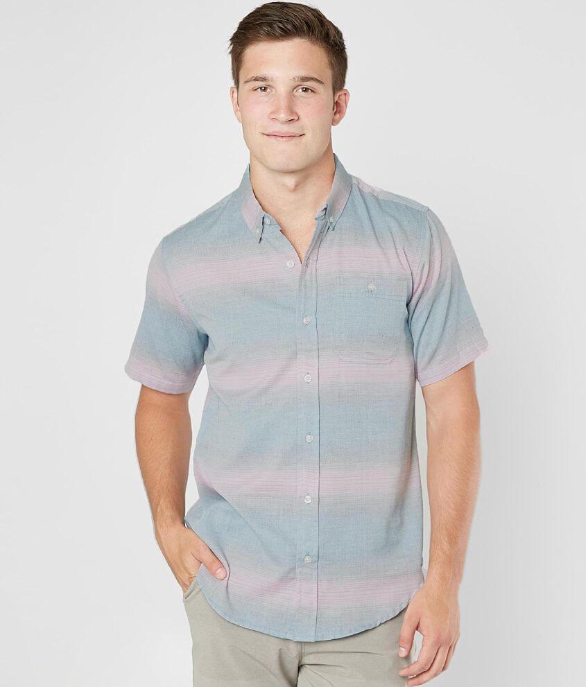 Ezekiel Salty Woven Shirt front view
