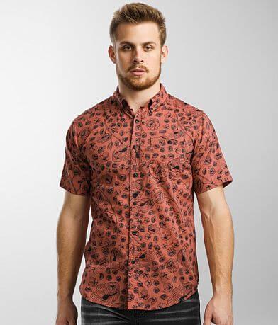 Ezekiel Linger Floral Print Shirt