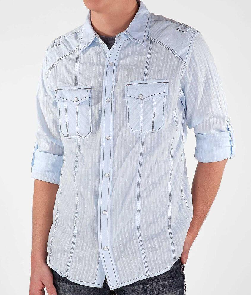 BKE Farmington Shirt front view