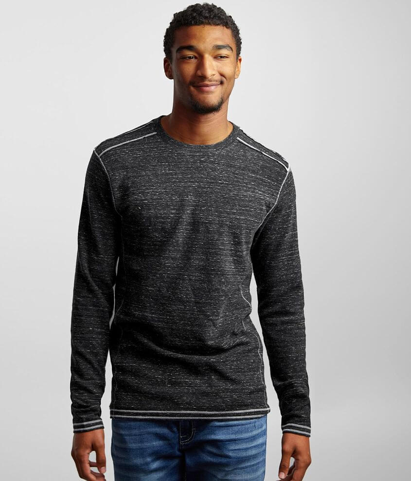 BKE Heathered T-Shirt front view