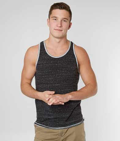 BKE Raw Edge Tank Top