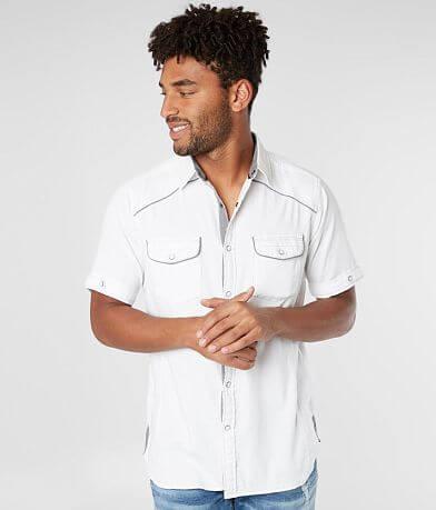 BKE Textured Standard Stretch Shirt