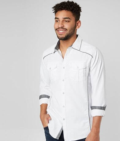 BKE Textured Standard Shirt