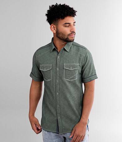 BKE Woven Standard Shirt