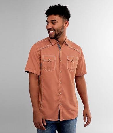 BKE Solid Athletic Shirt