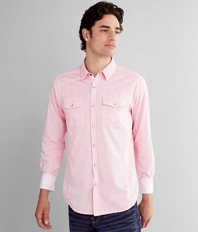BKE Solid Standard Shirt