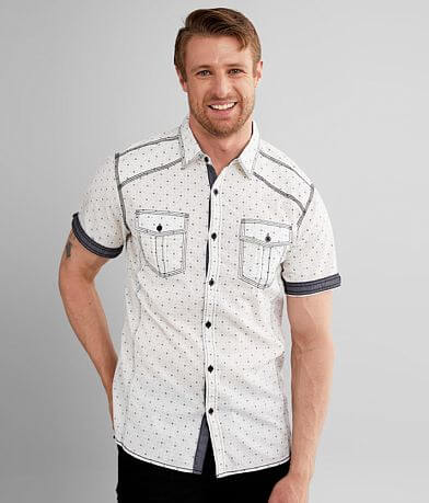 BKE Printed Shirt