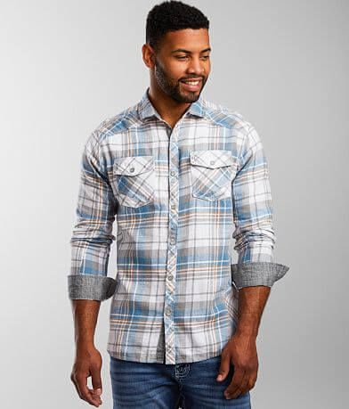 BKE Flannel Athletic Shirt