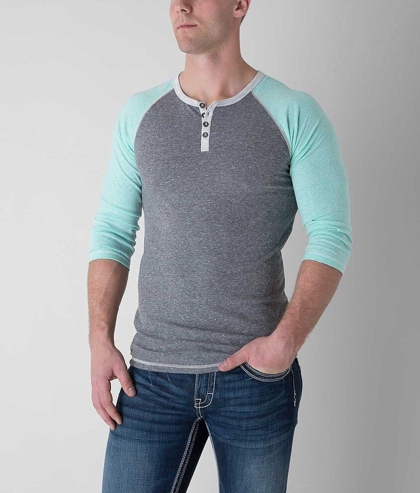 BKE Nelson Henley front view