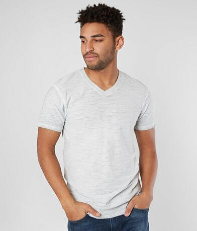 BKE Raw Edge Washed T-Shirt