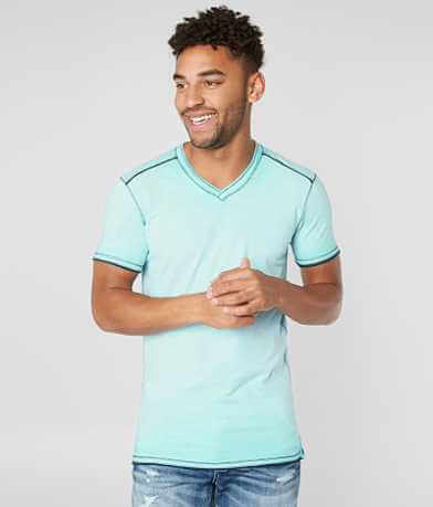 BKE V-Neck Stretch T-Shirt