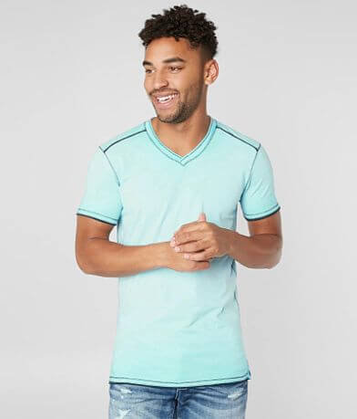 BKE V-Neck Stretch T-Shirt